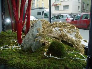 Décoration de Noël en 2010