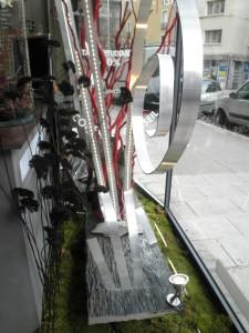 Instinc'tifs décoration de la vitrine