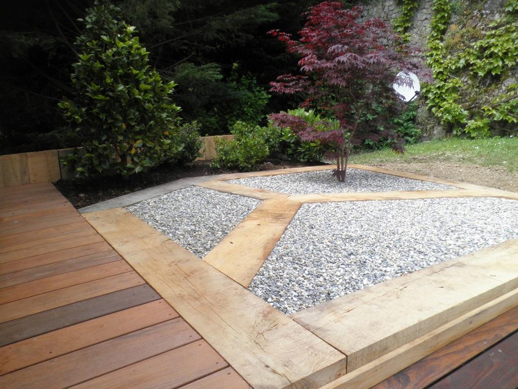 Clin d oeil sur un petit am nagement arborescence for Amenagement jardin petite surface