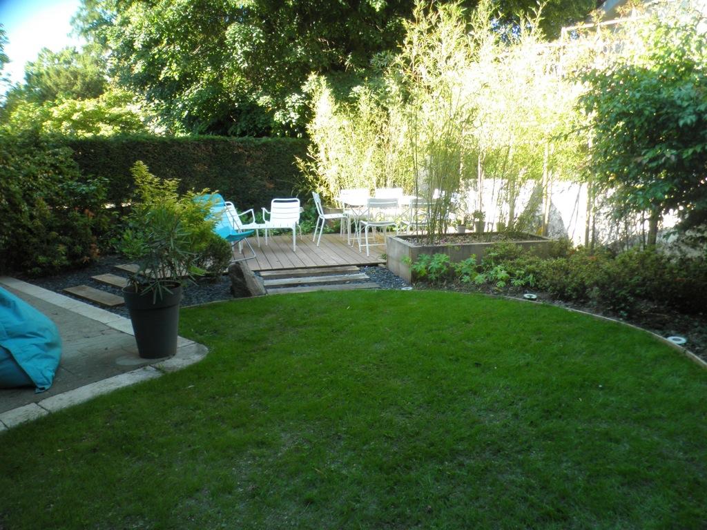 Printemps 2013 en photo arborescence paysage blog - Petit jardin urbain nice ...