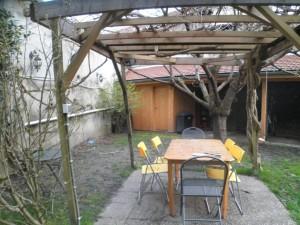 Ancien espace repas