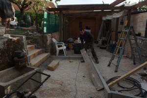 Préparation des espaces