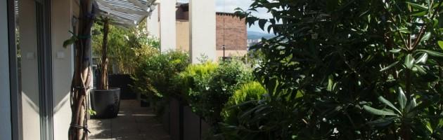 Terrasse à Grenoble